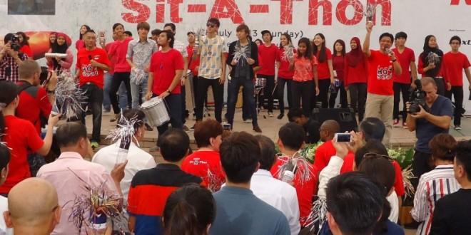 Largest Shaker Ensemble