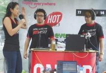 Longest Marathon For A Radio Music Show DJ-Team