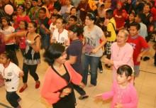 Largest Joget Lambak Dance