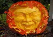 Largest Pumpkin Carving
