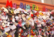 Largest Display Of Handmade Puppets