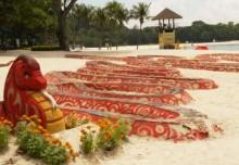 Longest Sand Sculpture