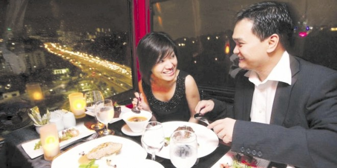 World's First Cable Car Dining