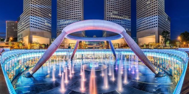 World's Largest Fountain