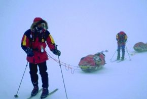 First To Reach Both North Pole And South Pole