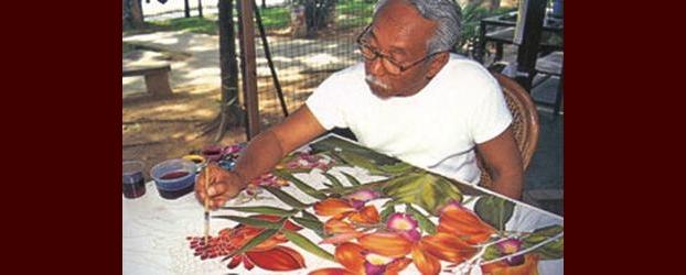 World's Longest Batik Painting