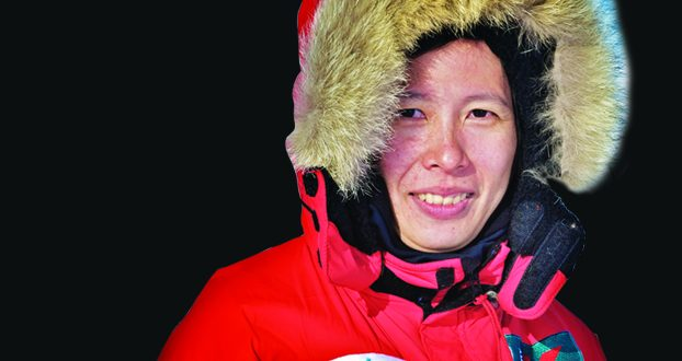 First Woman To Trek To The South Pole