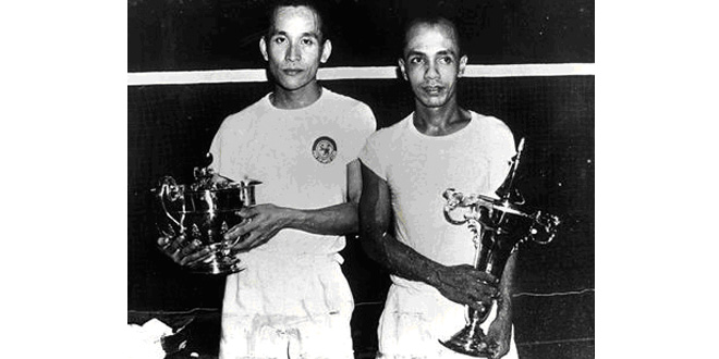 Badminton Pair With Most Doubles Titles