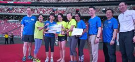 Fastest 200m Relay Team To Complete 100km