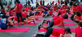 First Women's Mass IPPT