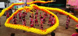 Longest Balloon Dragon Dance
