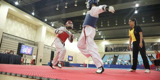 Largest Taekwondo Competition