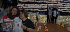 Largest Display Of Ghostly Lanterns