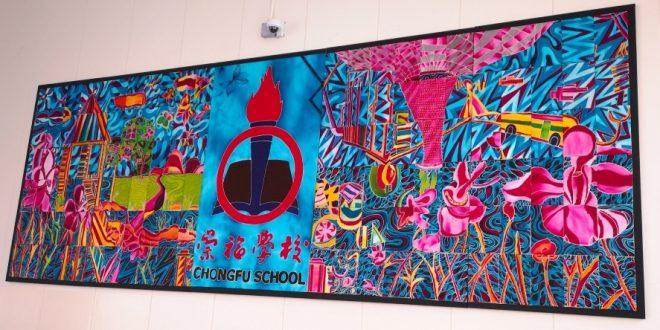 Largest Batik Mural