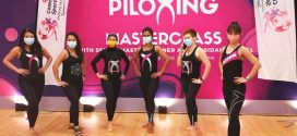 Largest Mass Online Piloxing Workout