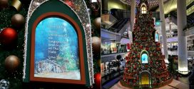 Tallest Christmas Tree With Live Display Of Well Wishes
