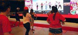 Largest Mass Online Funky Dance