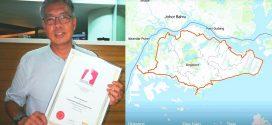 Longest Single-Stage Round Singapore Walk