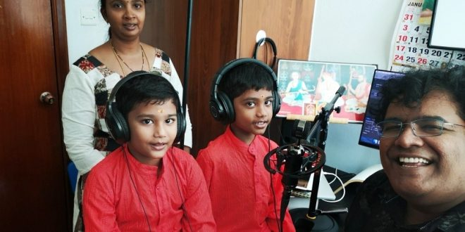 Youngest Recording Artistes