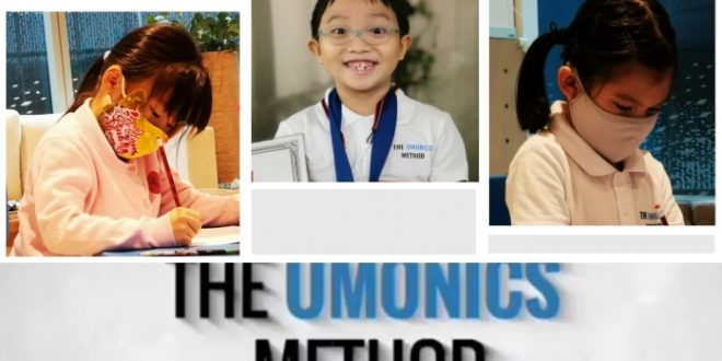 3 Children Achieved Memory Records