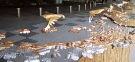 Largest Display Of Butterflies Made From Plastic Bottles