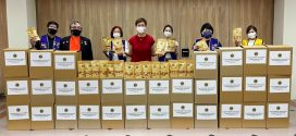 Largest Distribution Of Home-Baked Cookies For Charity