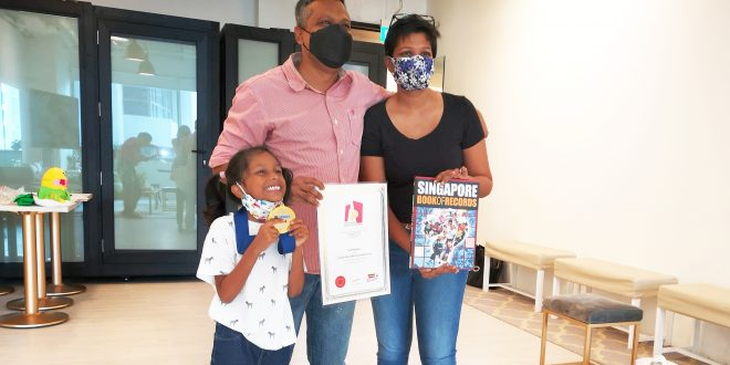 Youngest To Recall More Than 200 Digits Of Tau
