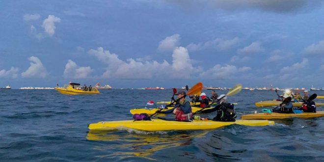 Largest Island Hopping Kayaking Expedition