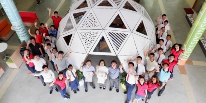 Largest Single Cardboard Structure